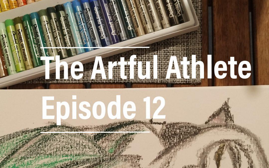 Podcast – Episode 12: Kickstart your Creative Flow